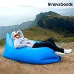 Campingsofa InnovaGoods Self-inflating Lounger