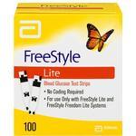 Abbott FreeStyle Lite Teststrimler 100-pack