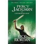 Percy Jackson og uhyrernes hav, Hardback