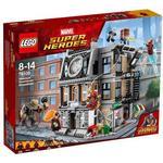 Superhelte Legetøj Lego Marvel Super Heroes Opgør i Dr. Stranges Allerhelligste 76108