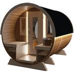 Saunahytte Nordkapp.NU Steamshop Globe (Areal m²)