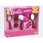 Klein Barbie Hair Dressing Set with Hair Dryer & Accessories 5790