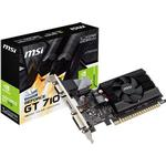 Nvidia GeForce MSI GT 710 1GD3 LP