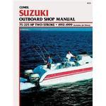 Suzuki Outboard Shop Manual (Pocket, 2000)