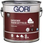 Gori 605 Træbeskyttelse Sort 2.5L