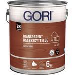Maling Gori 505 Transparent Træbeskyttelse Transparent 5L