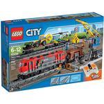 Togspor sæt Lego City Tog Til Tungt Gods 60098