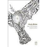 NLT Holy Bible: New Living Translation Popular Flexibound Dove Edition (Anglicized): NLT Anglicized Text Version (Bible Nlt)