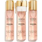 Coco Parfumer Chanel Coco Mademoiselle Twist & Spray EdT 3x20ml Refills