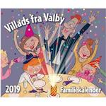 Villads fra Valby familiekalender 2019, Hæfte