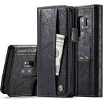Mobiltelefon tilbehør CaseMe Retro Leather Wallet Case (Galaxy S9 Plus)