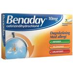 Benaday 10mg 7stk