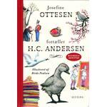 Josefine Ottesen fortæller H.C. Andersen, Lydbog MP3