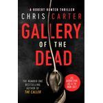 Chris carter Bøger Gallery of the Dead (Robert Hunter 9)