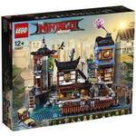 By Legetøj Lego Ninjago City Havn 70657