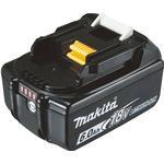 Batterier Makita BL1860B