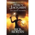 Percy Jackson og den sidste olymper, Hardback
