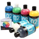 A Color Acrylic Paint Mat Readymix 02 6x500ml