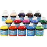 A Color Acrylic Paint Mat Readymix 02 15x500ml