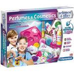 Eksperimentsæt Clementoni Perfumes & Cosmetics