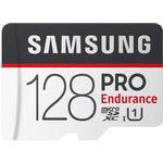 Hukommelseskort Samsung Pro Endurance microSDXC Class 10 UHS-I U1 100/30MB/s 128GB +Adapter