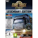Euro truck simulator 3 pc PC spil Euro Truck Simulator 2 - Legendary Edition
