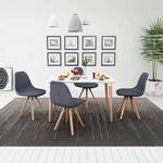 Haslev 4 spisebord Møbler vidaXL 243573 Spisebordssæt