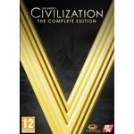 Civilization v complete PC spil Sid Meier's Civilization V: The Complete Edition
