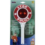Politi Klein Police Flagging Down Disc with Flashing Light 8858
