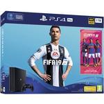 1TB Spillekonsoller Sony PlayStation 4 Pro 1TB - FIFA 19