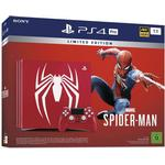 Spillekonsoller på tilbud Sony PlayStation 4 Pro 1TB - Marvel's Spider-Man - Limited Edition