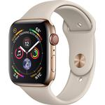 Apple Watch Series 4 Cellular 40mm Stainless Steel Case with Sport Band
