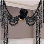 Dekoration Amscan Honeycomb Spiders Black (670003)