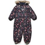 Børnetøj Hummel Luna Snowsuit - Multi Colour Girls (201039-7709)