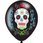 Latexballon Amscan Day of the Dead (9901175)
