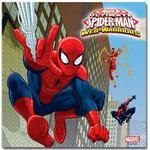 Serviet Servietter Ultimate Spiderman 20-pack