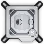 Computer køling EKWB EK-Velocity RGB - Nickel + Plexi