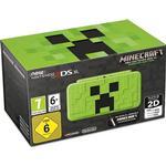 Spillekonsoller Nintendo New 2DS XL - Creeper Edition