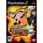 PlayStation 2 spil Naruto Shippuden: Ultimate Ninja 4