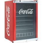 Minikøleskab Scandomestic High Cube Rød