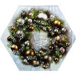 Julekalender Technic Bauble Wreath Julekalender 2017