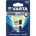 Kamerabatterier Varta CR2 2-pack