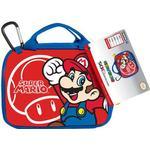 Hori Nintendo New 3DS Xl Mario Multi-Travel Pouch