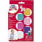 Staedtler Fimo Kids Additional Colours 42g 6-pack