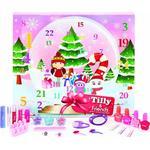 Julekalender Tilly & Friends Snow Globe Julekalender