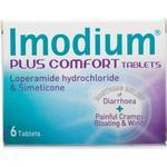 Oppustethed Imodium Plus Comfort 6stk
