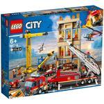 By Legetøj Lego City Midtbyens Brandvæsen 60216