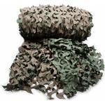 Camouflage Mil Tec Camouflage Net Woodland 3x2.4m