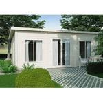Mellem hytte Luoman Lillevilla 488 (Areal 24 m²) Forudindstillet pakke