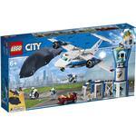 Lego city politi Legetøj Lego City Luftpolitiets luftbase 60210